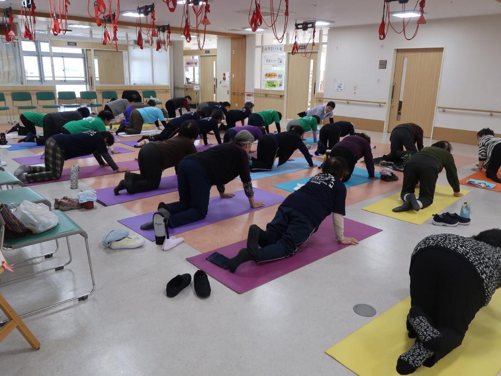 一般介護予防事業(体操教室)✨