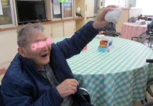 特別養護老人ホーム🥜豆まき