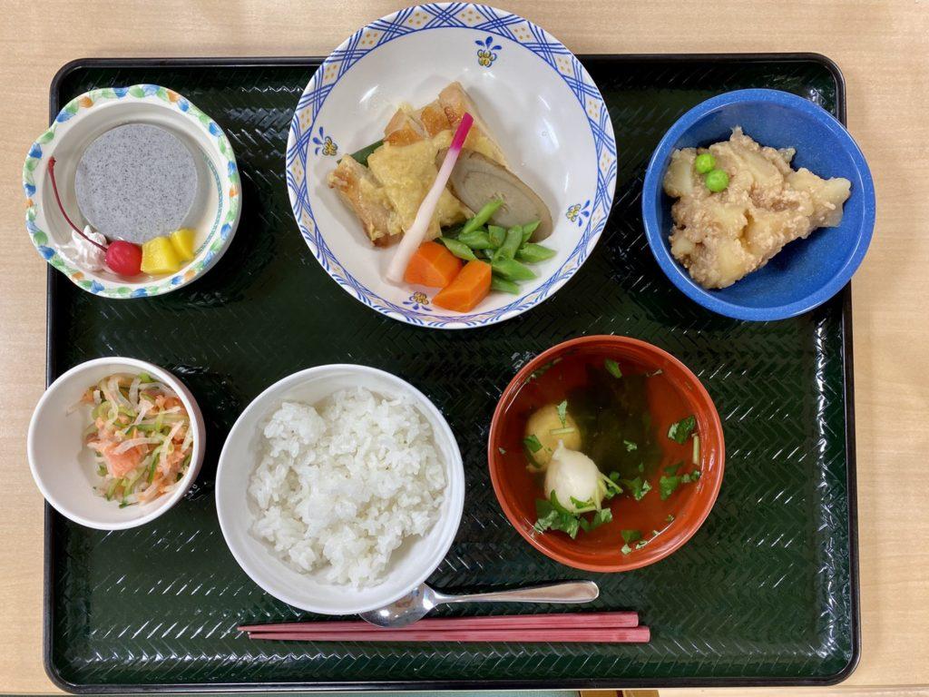 サポートセンター荒川🌼昼食