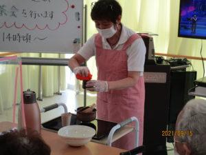 中央デイ★お茶会~敬老の日イベント~